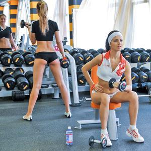 Фитнес-клубы Саранска