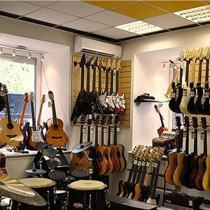 Музыкальные магазины Саранска