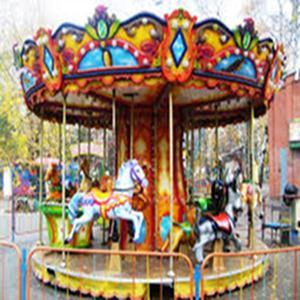 Парки культуры и отдыха Саранска