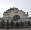 Железнодорожные вокзалы в Саранске
