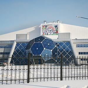 Спортивные комплексы Саранска