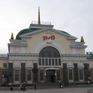Железнодорожные вокзалы Саранска